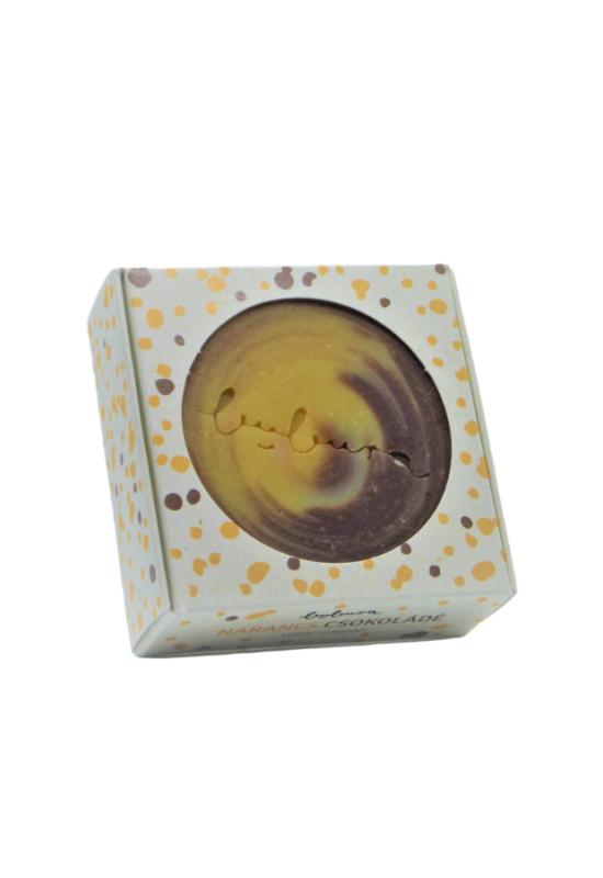 narancs csokoládé natúr szappan