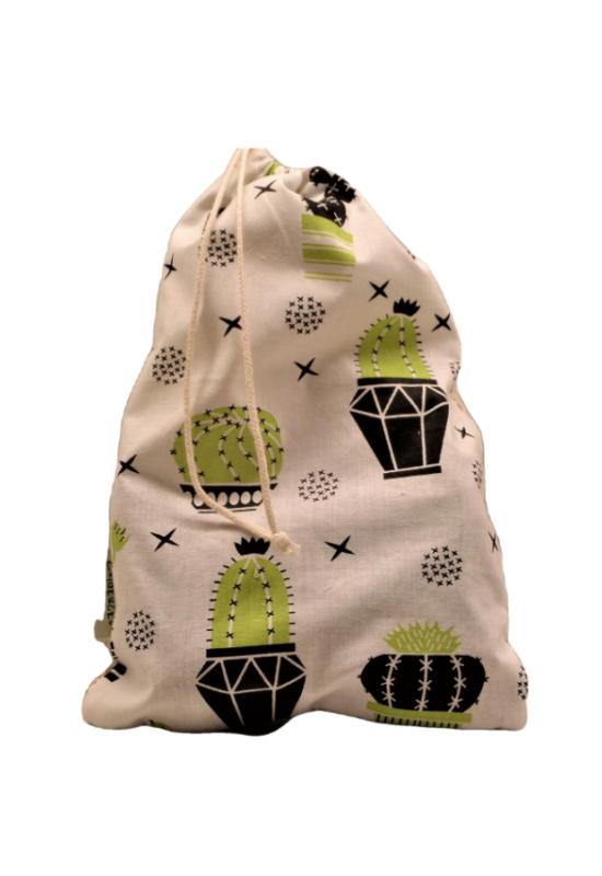 hálós bevásárló zsák kicsi zöldkuckó
